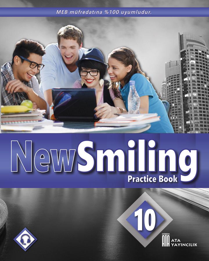 10. Sınıf New Smiling Pratice Book