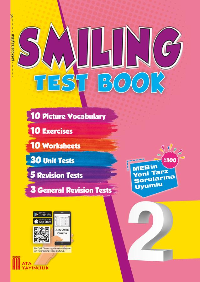 2. Sınıf Smiling Test Book
