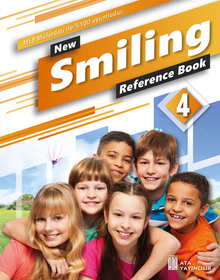4. Sınıf New Smiling Reference Book