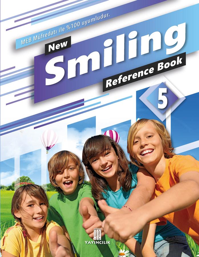 5. Sınıf New Smiling Reference Book