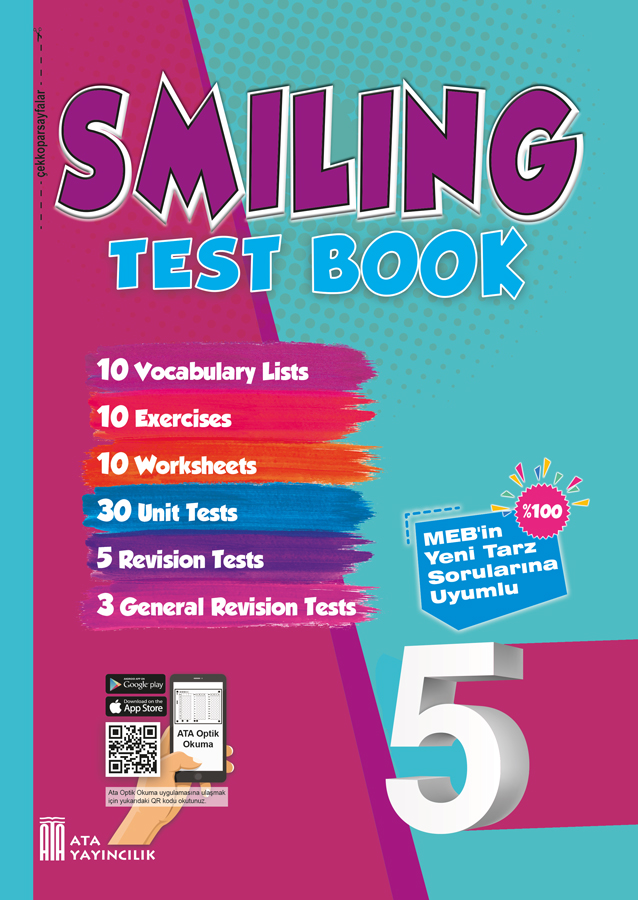 5. Sınıf Smiling Test Book