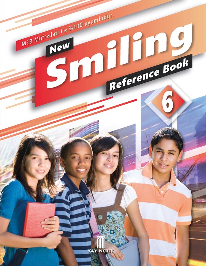 6. Sınıf New Smiling Reference Book