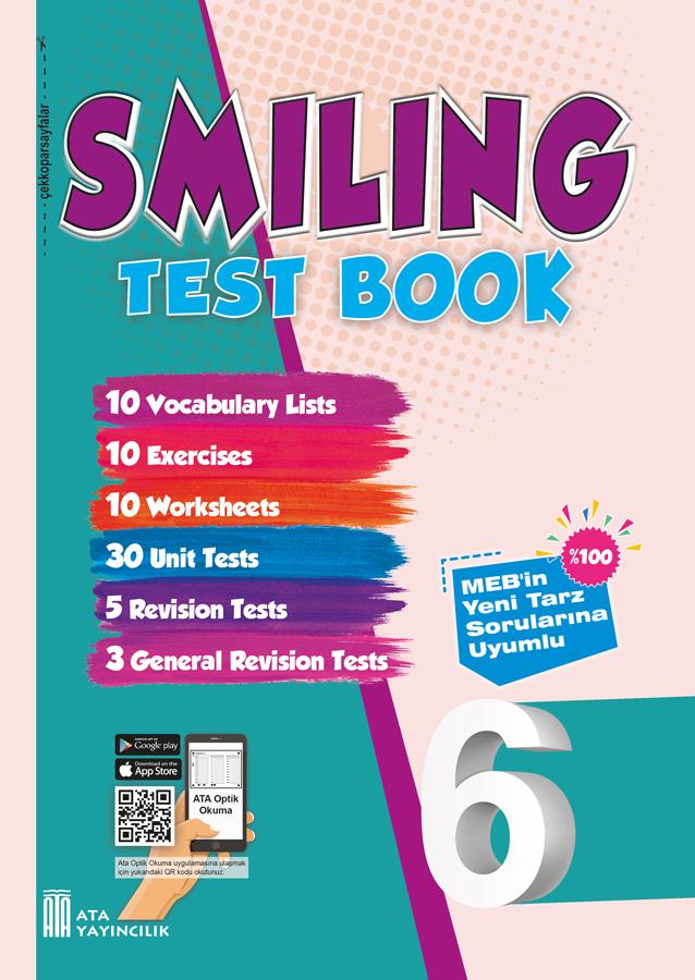 6. Sınıf Smiling Test Book