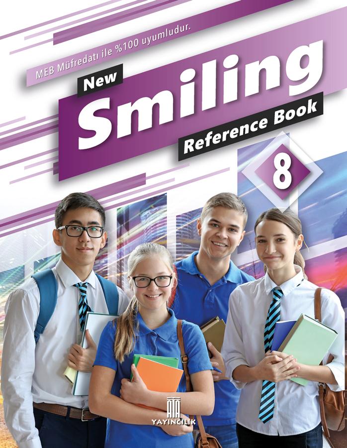 8. Sınıf New Smiling Reference Book
