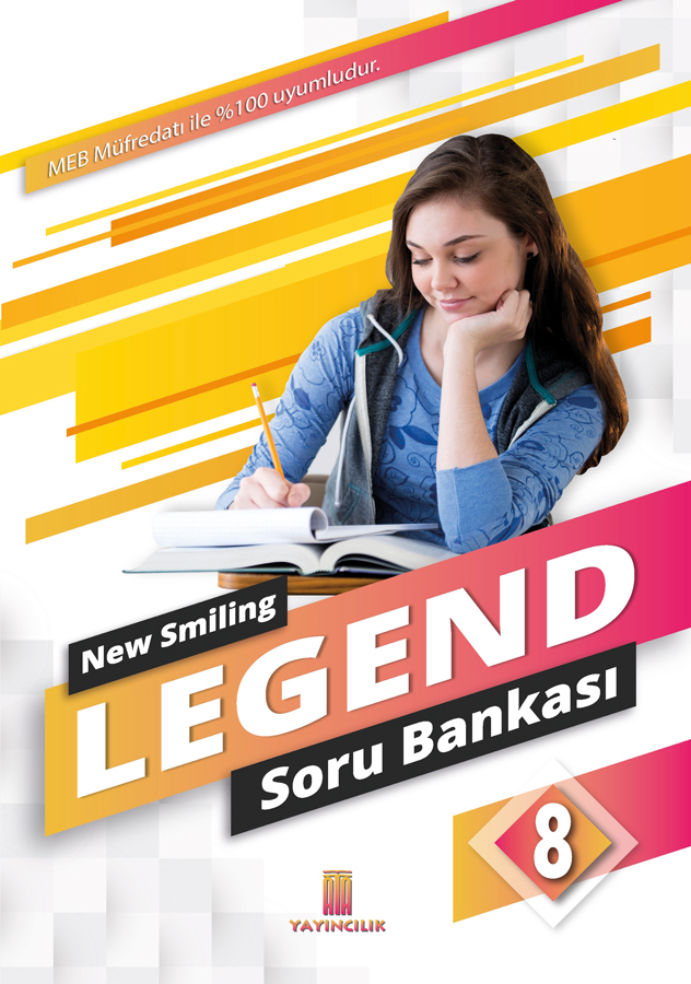 8. Sınıf New Smiling Legend Soru Bankası