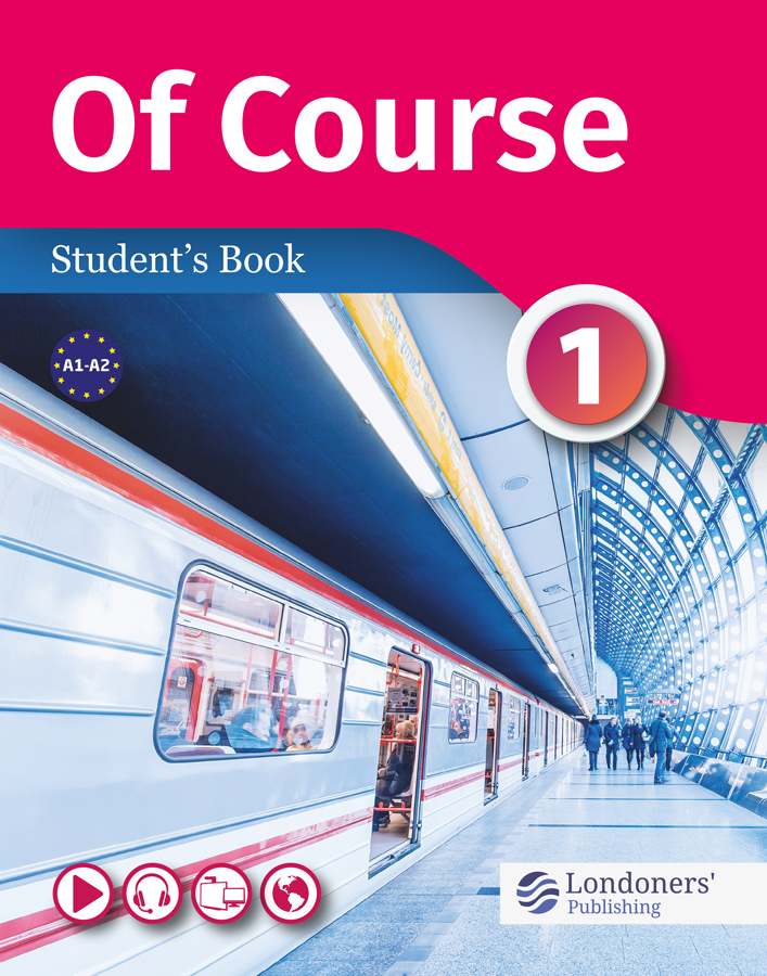 Of Course 1 Student Book