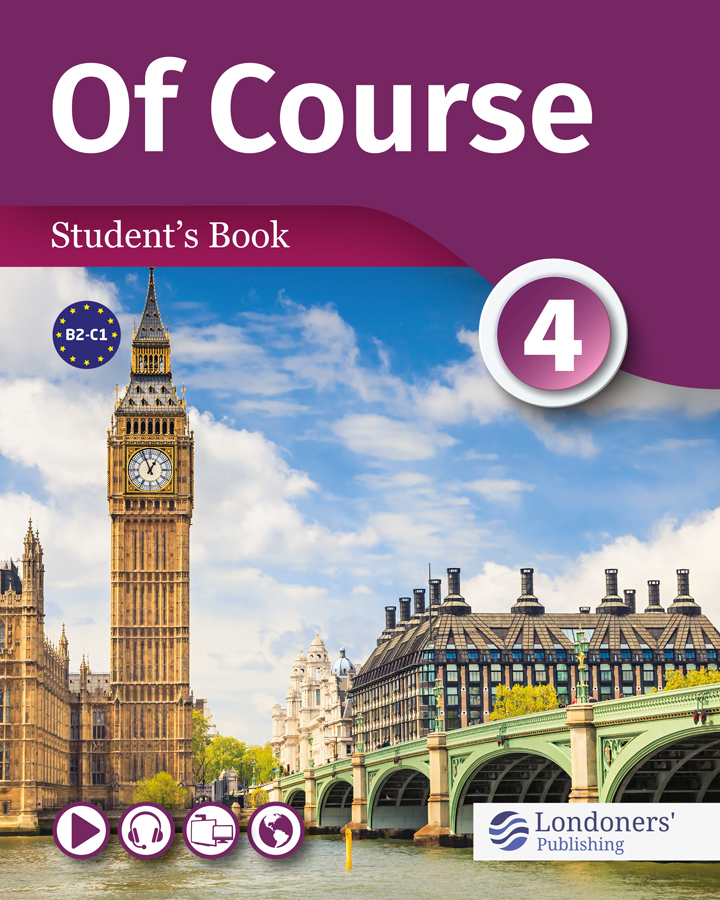 Of Course 4 Student Book
