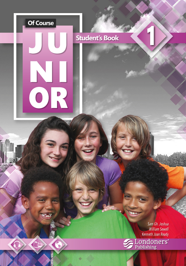 Of Course Junior 1 Student Book
