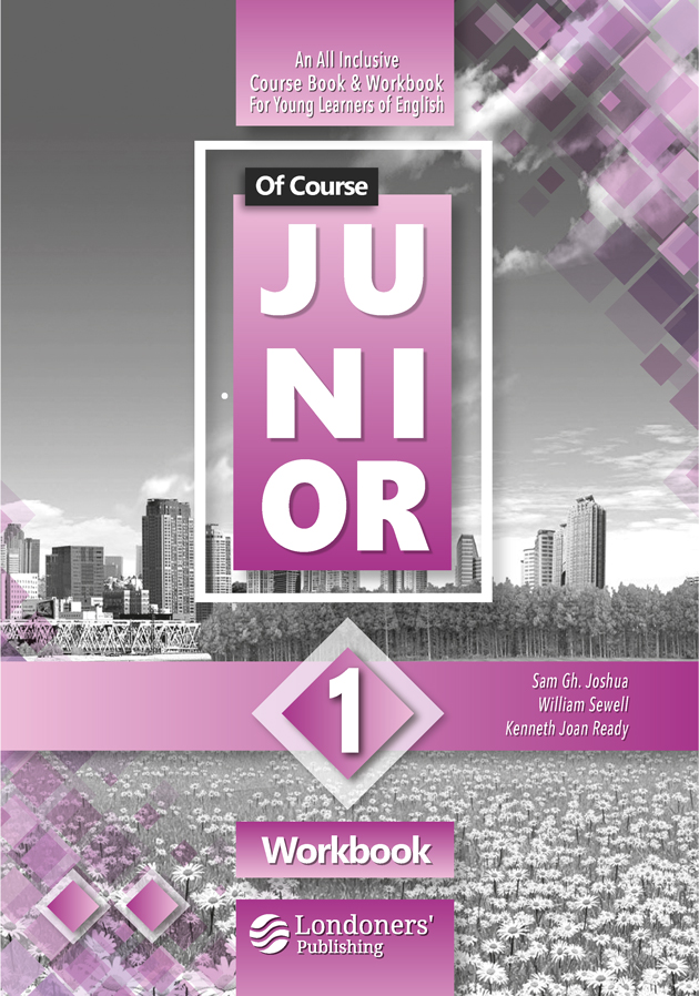 Course Junior Work book – 1