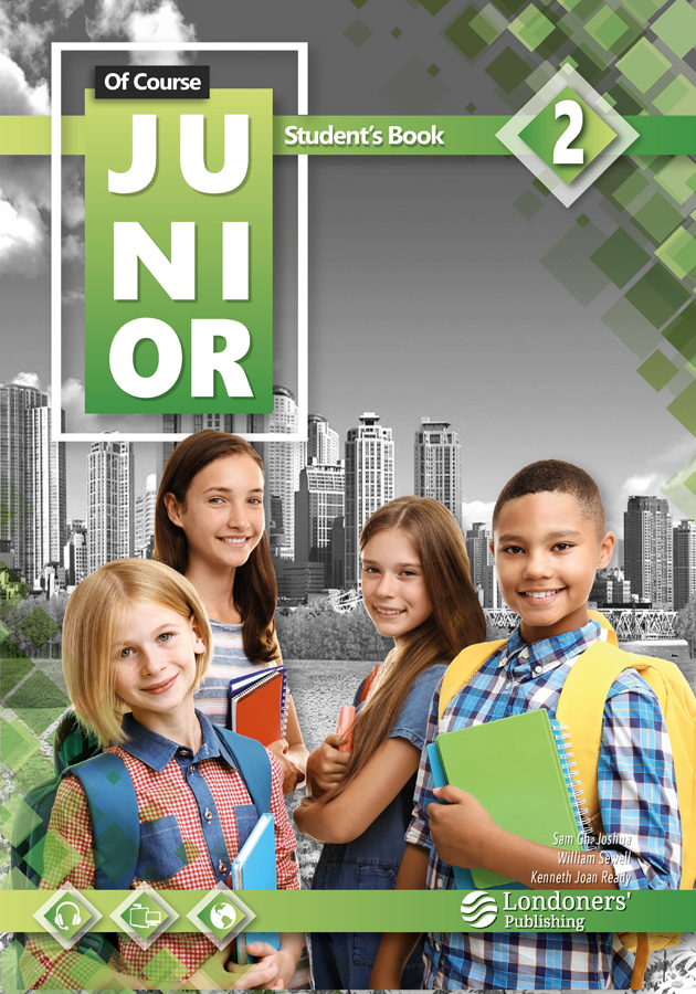 Of Course Junior 2 Student Book