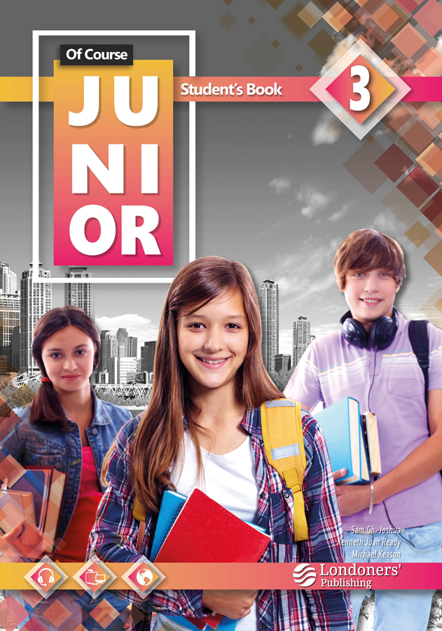 Of Course Junior 3 Student Book