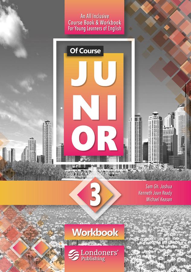 Course Junior Workbook – 3