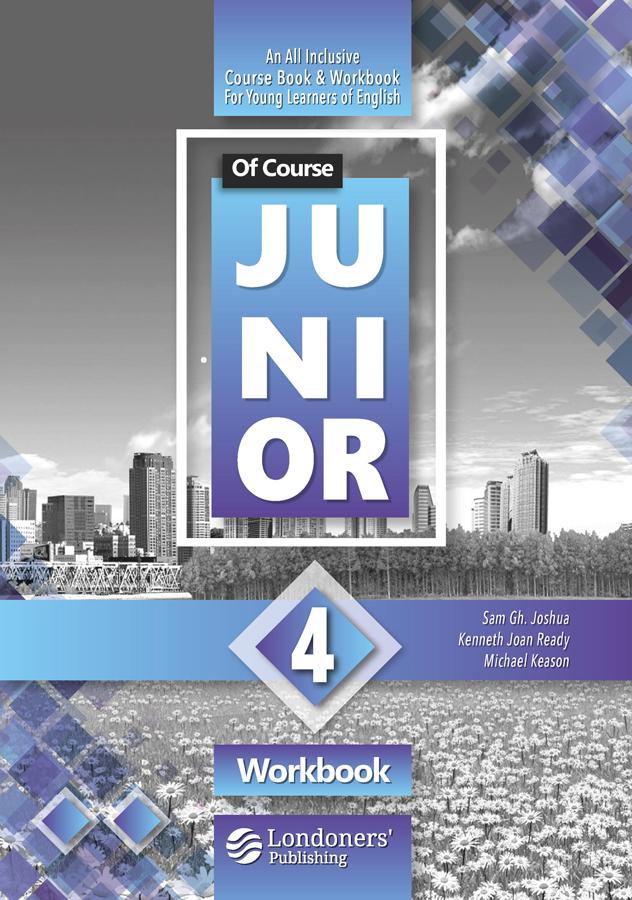 Course Junior Workbook – 4