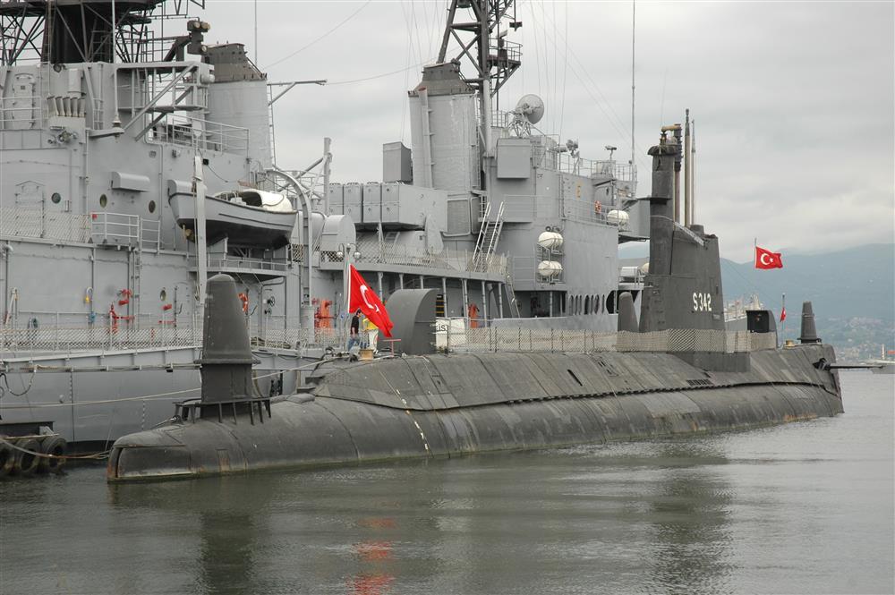 Denizaltı-Kocaeli