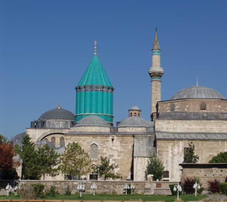 Mevlana Müzesi-Konya