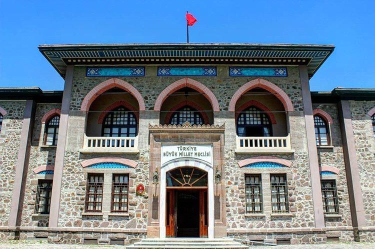 Eski Meclis Binası-Ankara