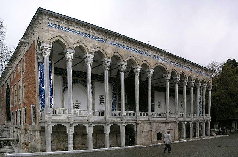 Çinili Köşk(Arkeoloji Müzesi)-İstanbul