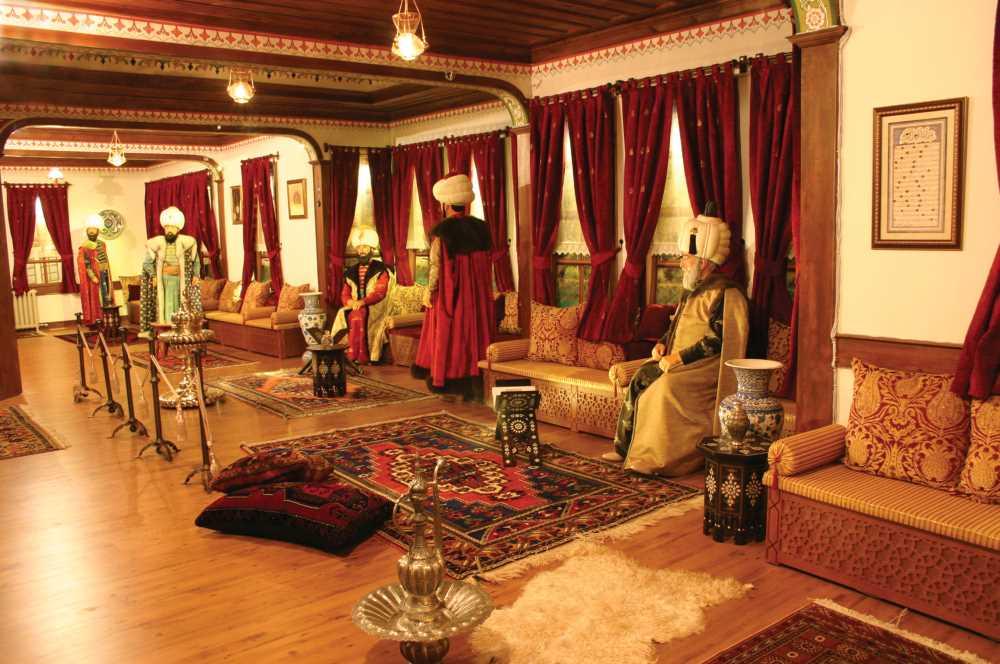 Şehzadeler Müzesi-Amasya