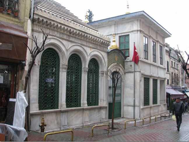 Galata Mevlevîhanesi-İstanbul