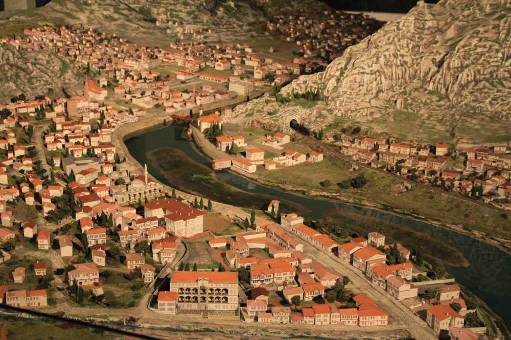 Maket Amasya Müzesi-Amasya