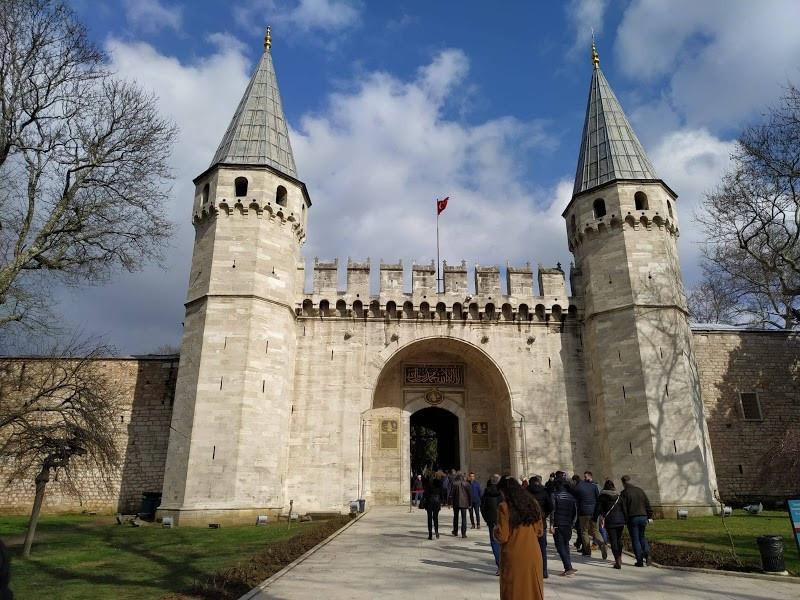 Topkapı Sarayı-İstanbul