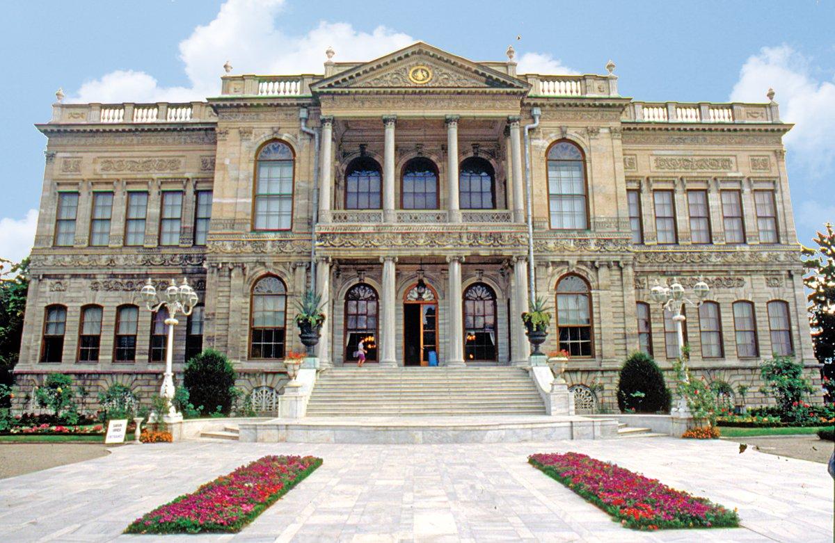 Dolmabahçe Sarayı-İstanbul