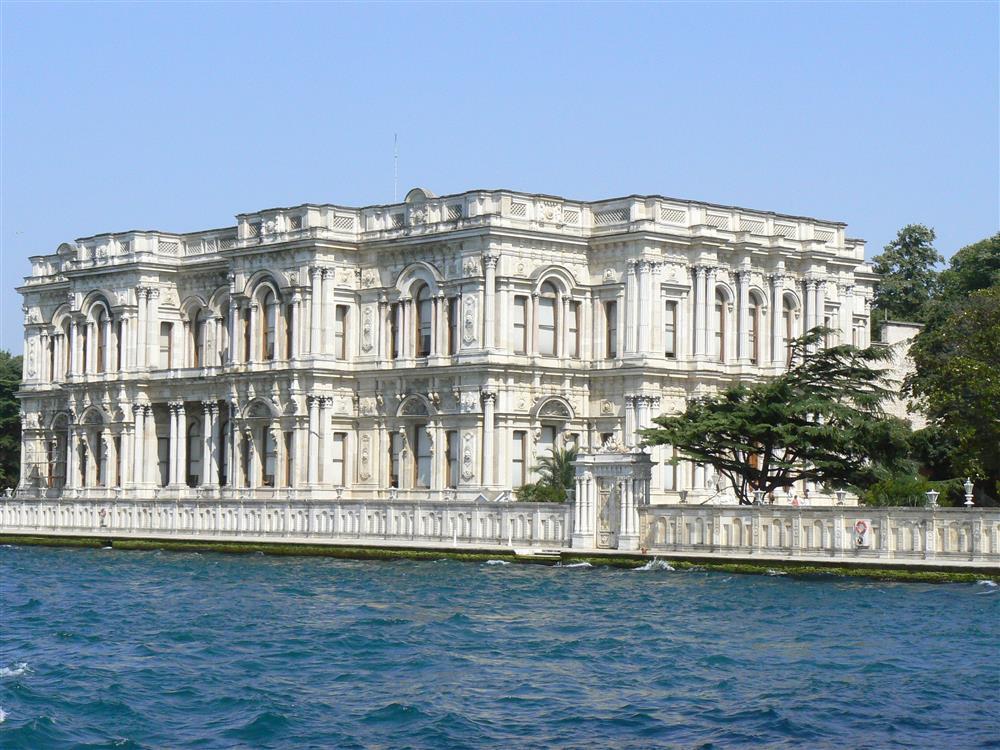 Beylerbeyi Sarayı-İstanbul