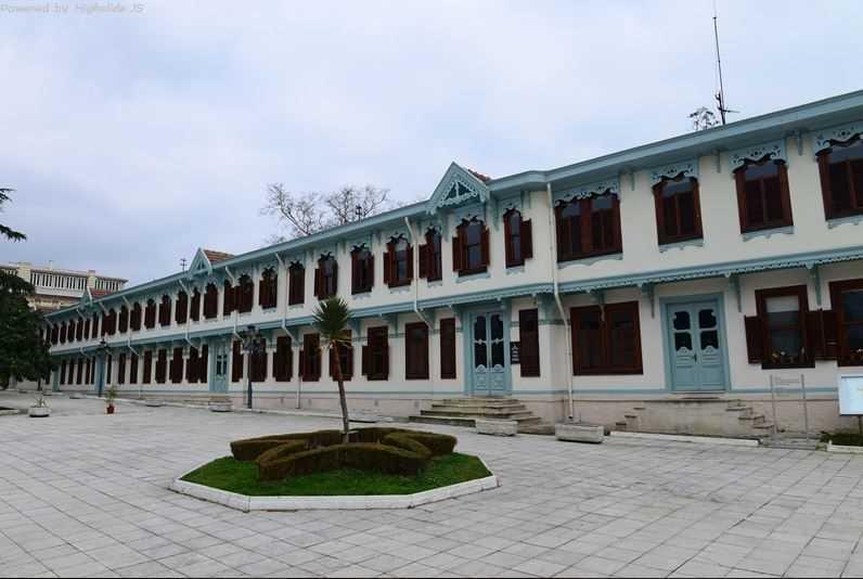 Yıldız Sarayı-İstanbul
