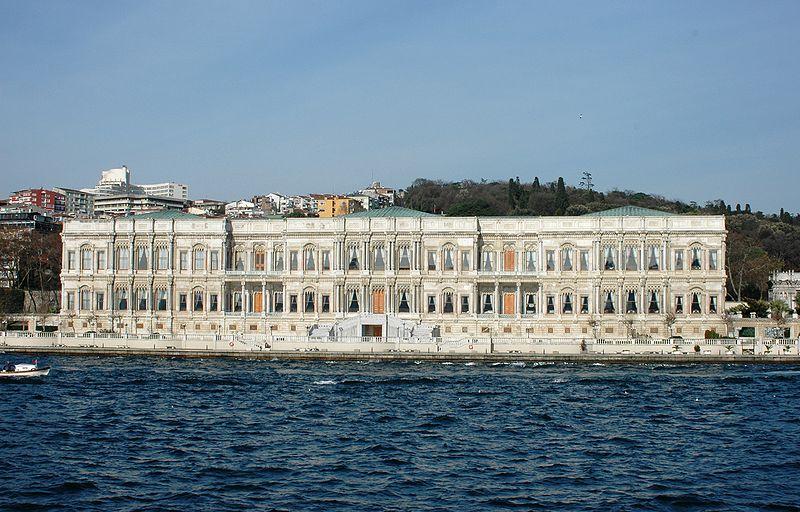 Çırağan Sarayı-İstanbul