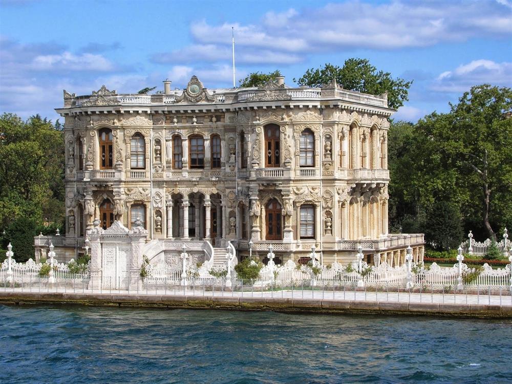 Küçüksu Kasrı-İstanbul