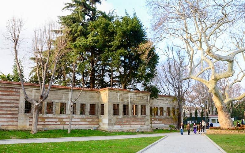 Hünkâr Köşkü-İstanbul