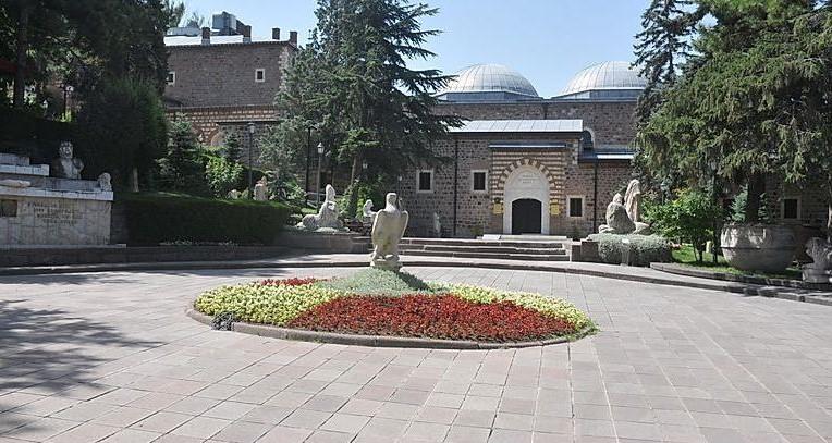 Anadolu Medeniyetleri Müzesi-Ankara