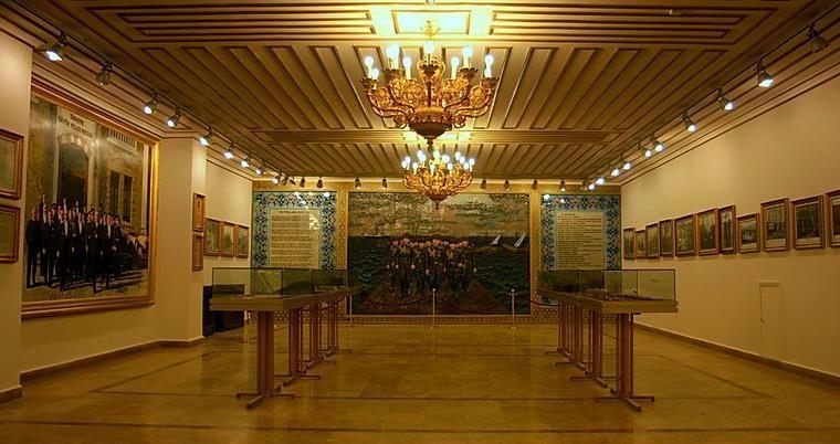 Gazi Müzesi-Samsun